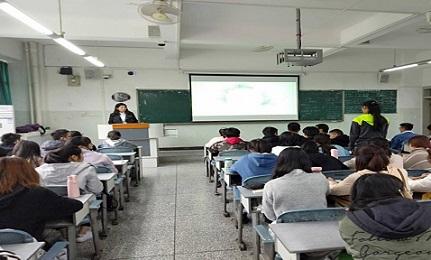 【四川农业大学】优秀学生走进新生课堂