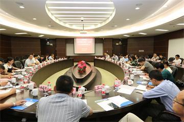 云南省高校工委领导一行来我校调研易班工作
