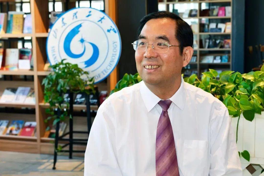 吕传毅接受媒体联合专访,畅谈省局共建山东理工大学的机遇和未来