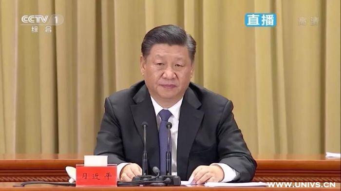 习近平:祖国必须统一,也必然统一