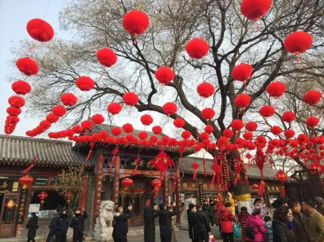 这就是大年初一的中国!